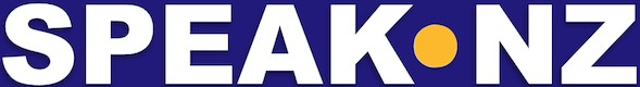 SpeakNZ logo